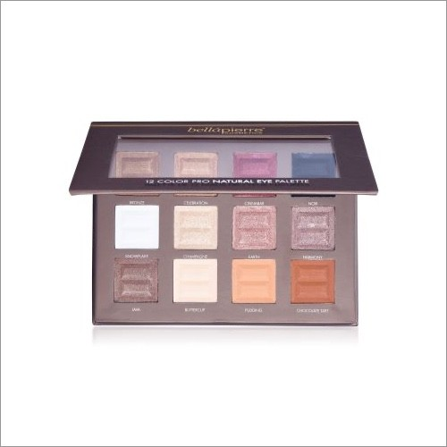Bellápierre: Eyeshadow pro palette naturel 12 colors - Salon Différence (Overmere)