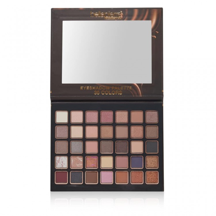 Bellápierre Rocky Road 35 eyeshadow palet