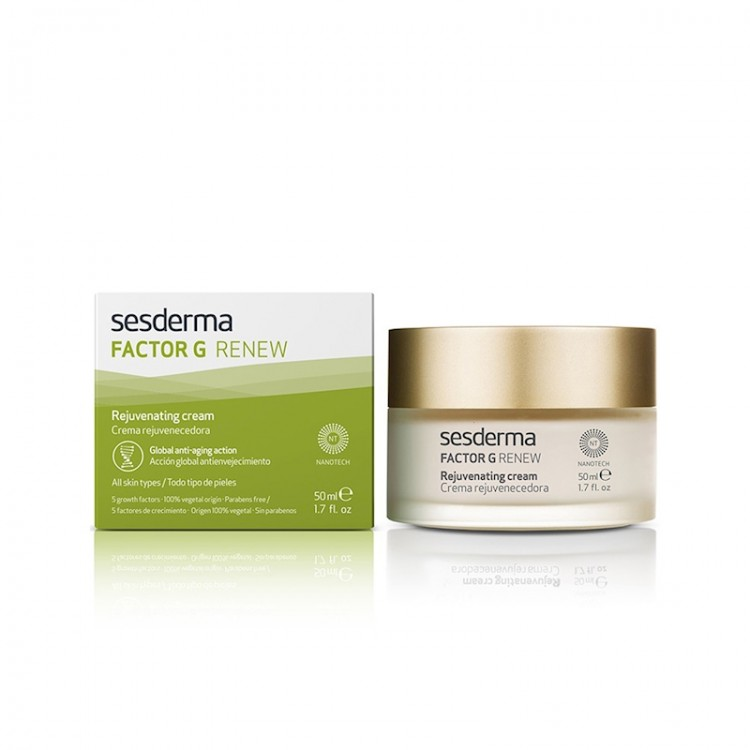 Sesderma Factor G renew cream Groen