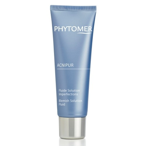 Phytomer Acnipur Fluide Solution Imperfections Blauw